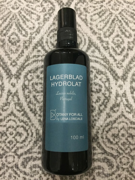 "Lagerbladshydrolat ""Botany for all"" Lena Losciale 100 ml"