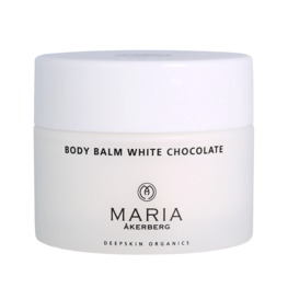 Body balm white chocolate Maria Åkerberg 100 ml