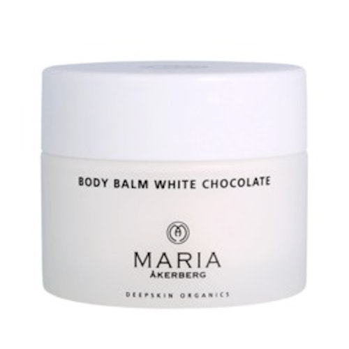 Body balm white chocolate Maria Åkerberg 100 ml