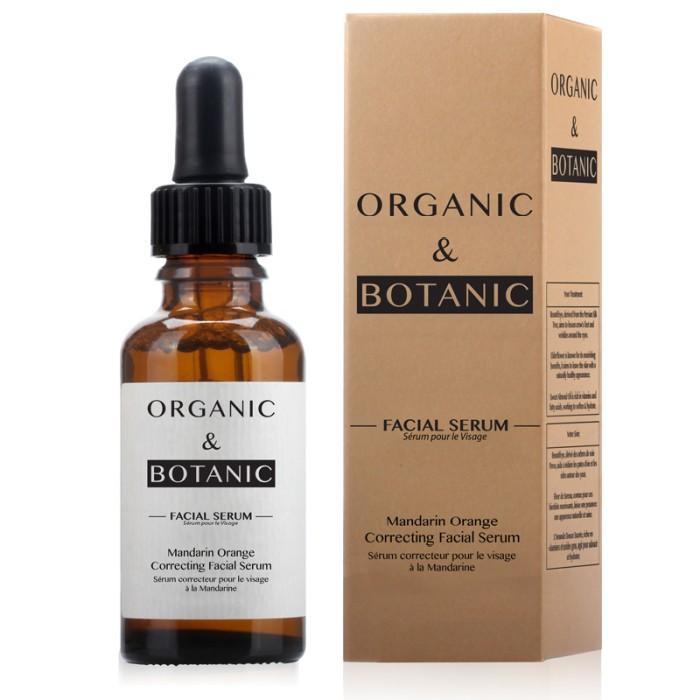 Organic & Botanic Mandarin/Orange correcting Serum