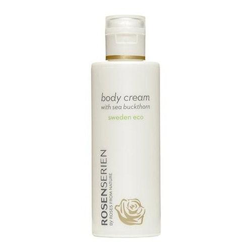 Body Cream with sea bucktorn Rosenserien 200 ml
