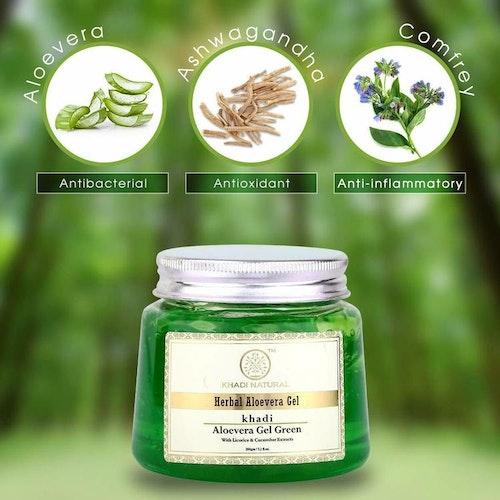 Aloe Vera with Cucumber/Liquorice 220g