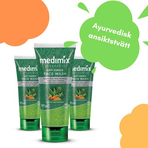 Medimix Ansiktstvätt Khadi Natural