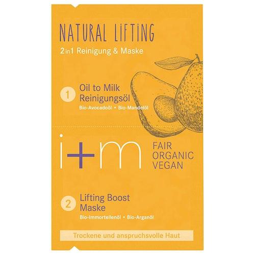 Natural Lifting 2in1 Mask Avocado Argan