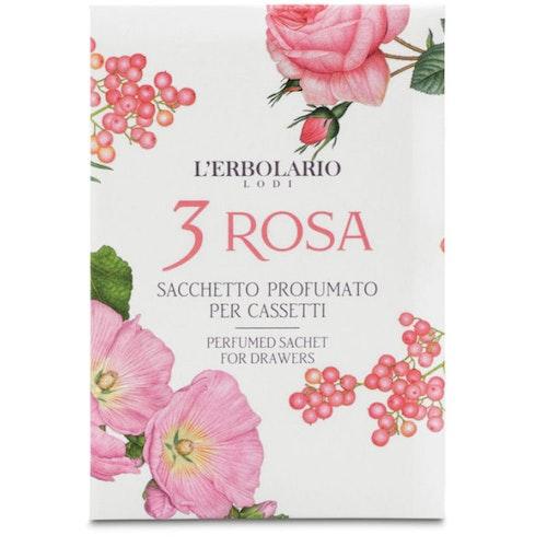 Doftpåse 3 Rosa