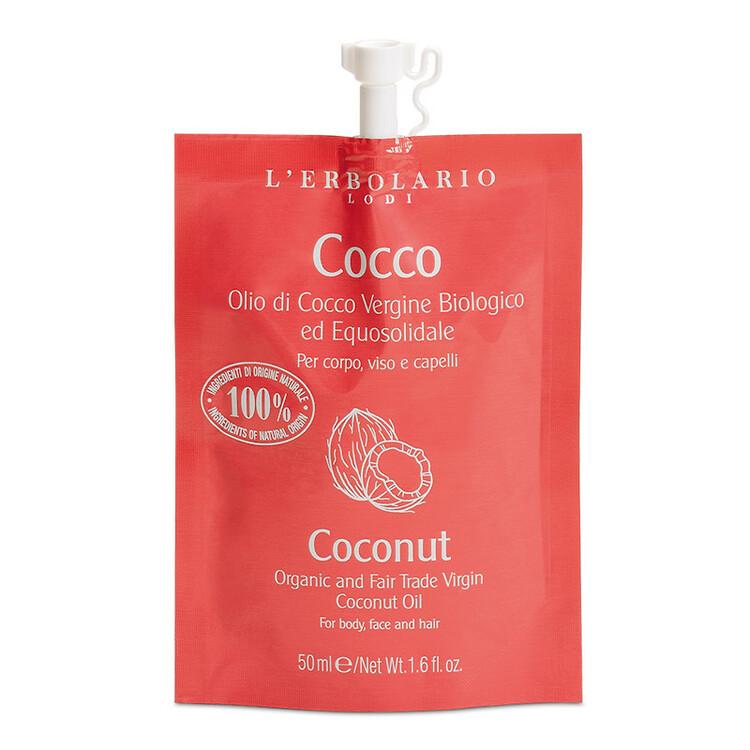 Kroppsolja kokos Lérbolario 50 ml