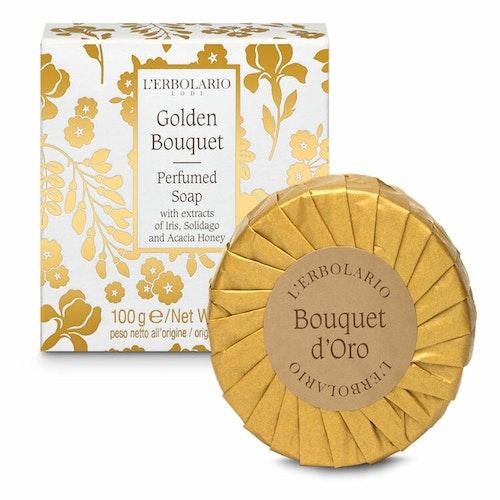 Tvål Guldbukett Lèrbolario 100 g