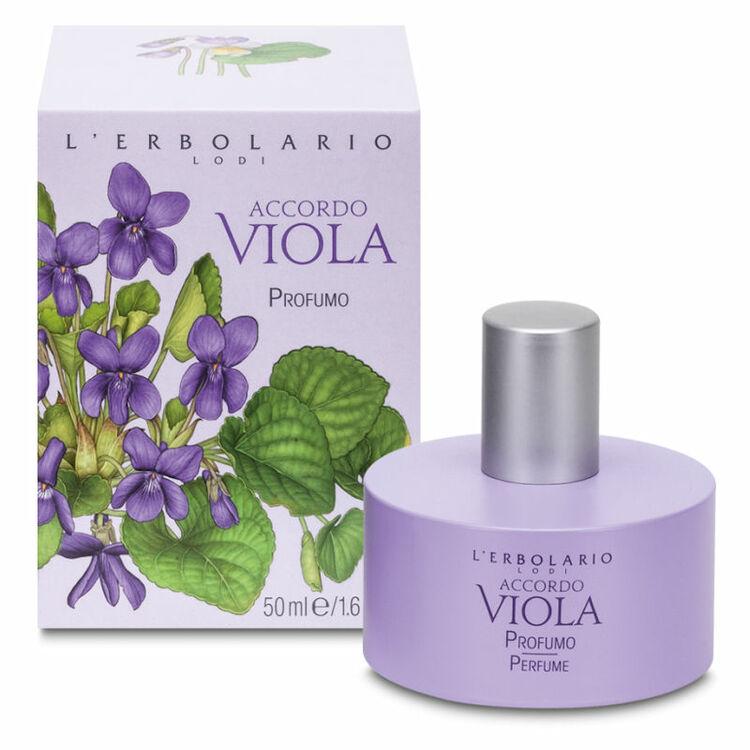 Eau de parfum Viol Lèrbolario 50 ml