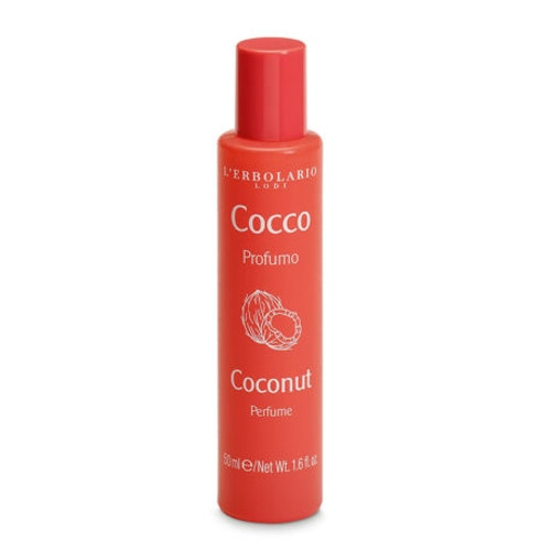 Eau de parfum kokos Lérbolario 50 ml