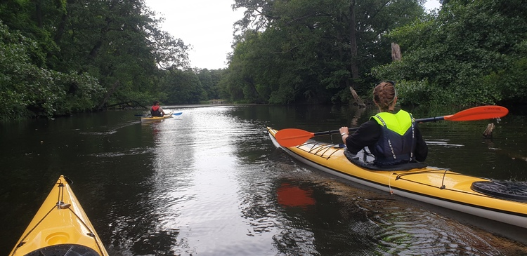 2 dagars paddling på Strömsholms kanal med hotellövernattning.