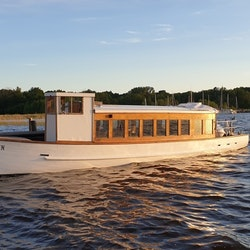 Båtbiljett Borgåsund - Hallstahammar