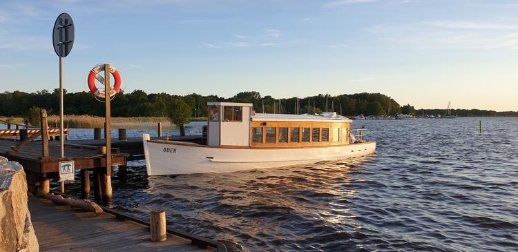 Båtbiljett Hallstahammar - Borgåsund
