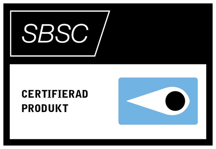 Skivbromslås LUMA Escudo disc, SBSC Klass 3