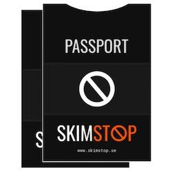 2-pack Passficka mot skimming