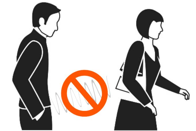10-pack Skimstop kortficka, skydda dig mot skimming, anti skimmingskydd