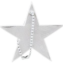 Reflex vit stjärna