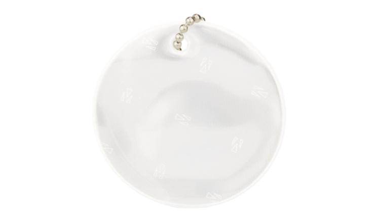 Reflex vit rund