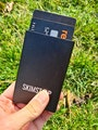 Plånbok aluminium mot skimming - Svart