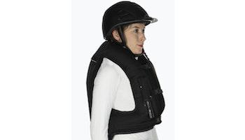 HELITE Air Jacket säkerhetsväst, ridning airbag