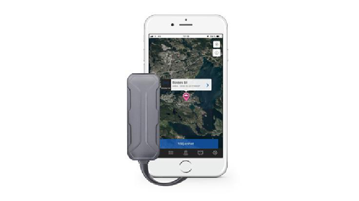 Swetrack Plus, Godkänd GPS spårsändare för fordon