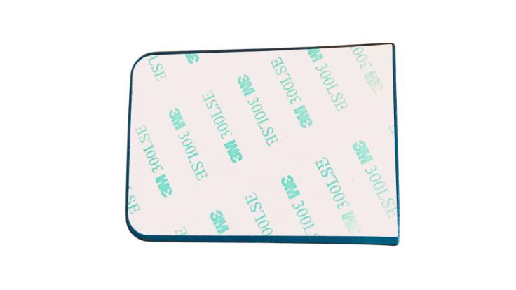 Korthållare för mobilen, mot skimming, plånbok för smartphone