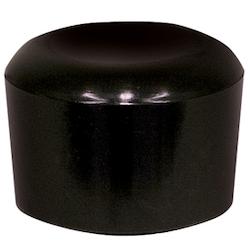 Topphuv / hatt till maströr 38mm med krympt överdel