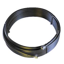 Ultra low loss antennkabel N hane - SMA hane