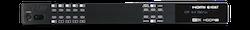4x4+2 HDMI till HDBaseT Matris, HDCP 2.2, 4K, PoH, 60m