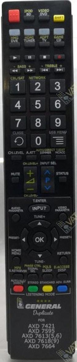 Pioneer AXD7662