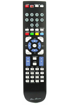 Ersättnings Fjärrkontroll för EUR7722X10