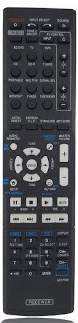 Pioneer AXD7620
