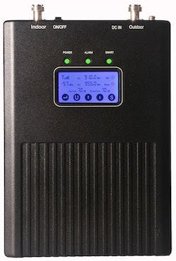 SYN -E30L-S 900 MHz repeater för kontor upp till 8000m3 10MHz bandbredd för Telia