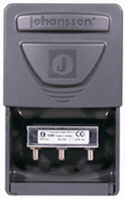 Sammankopplingsfilter för UHFdc/UHFdc