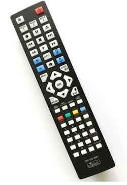 Ersättnings Fjärrkontroll för CXHD-6000C