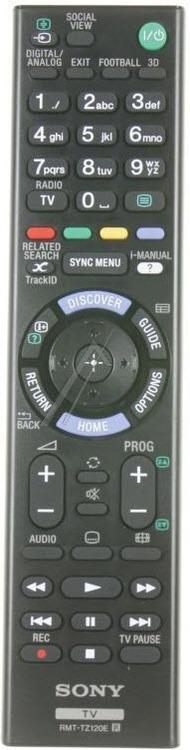 Sony Fjärrkontroll RMT-TZ120E
