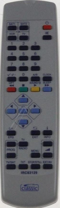 TechniSat Fjärrkontroll DIGIT SDCX