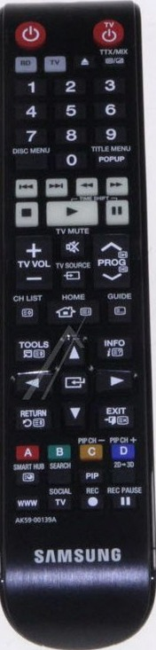 Fjärrkontroll AK59-00139A