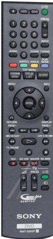 Sony Fjärrkontroll RMT-D250P