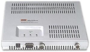 A2b Multibox, fria kanaler i hela huset.