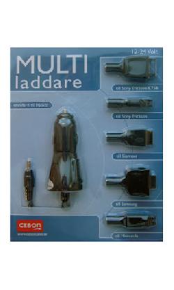 Multiladdare 12 volt
