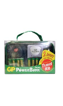 Gp Powerbank Travelkit 2300