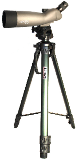 SP 60 med Braun-stativ LW-3000