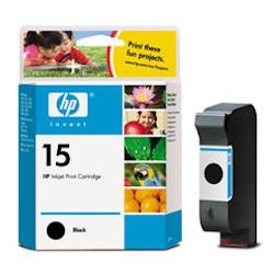 Skrivartoner till bl.a. HPs Deskjet