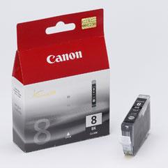 Canon Skrivartoner CLI-8BK
