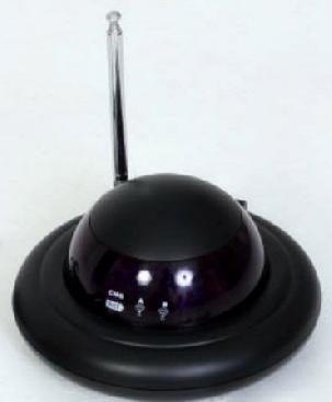 Digiality Remote Control Extender RCE-290 Svart