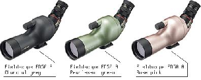 Nikon Fieldscope ED 50A