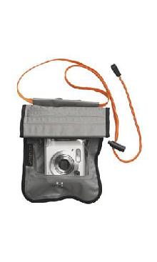 Haglöfs Vattentät kameraväska titanium