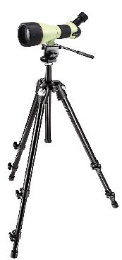 Nikon ED-82 med stativ