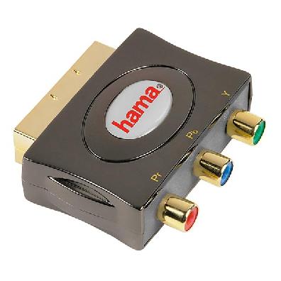 Hama 79077 Scart-Komponent SHG