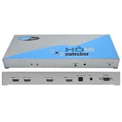 2x2 HDMI Växel / switch